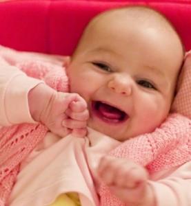 la musique éveille les sens du bébé.