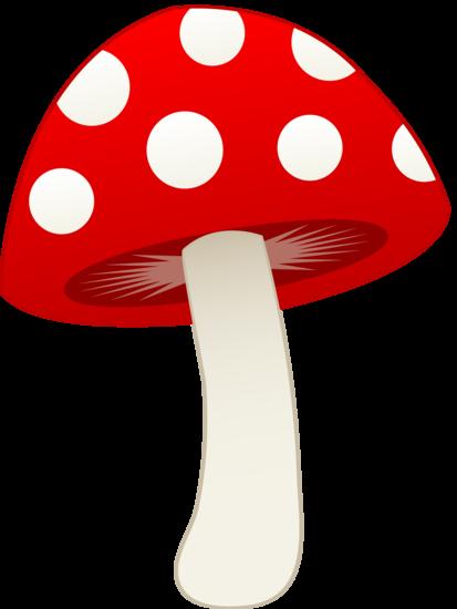 Décoration de champignons avec gommettes