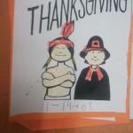 Histoire de Thanksgiving