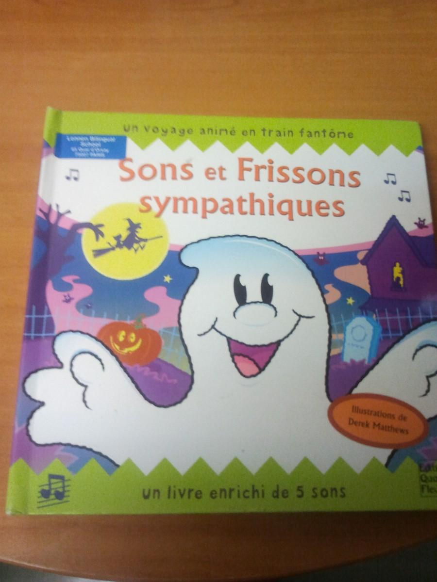 Histoire d' Halloween – Sons et frissons sympathiques (Dès 3 ans)