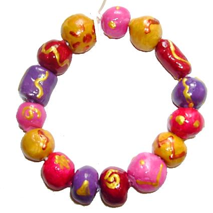 Toutes les perles de collier chanson enfantine