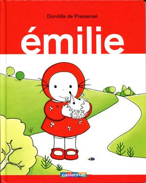Collection des albums d'Emilie (Dès 2 ans et demi)