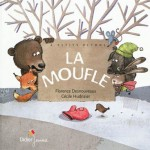 Supports pour illustrer l'histoire de La Moufle