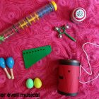 Chanson enfantine Les musiciens