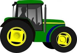 Chanson enfantine du tracteur