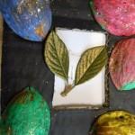 Activité manuelle écologique pour la fête des mères Cadre photo