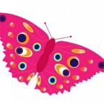 Chanson enfantine vole vole vole papillon