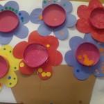 bouquet de fleurs personnalisé pour la fête des mères