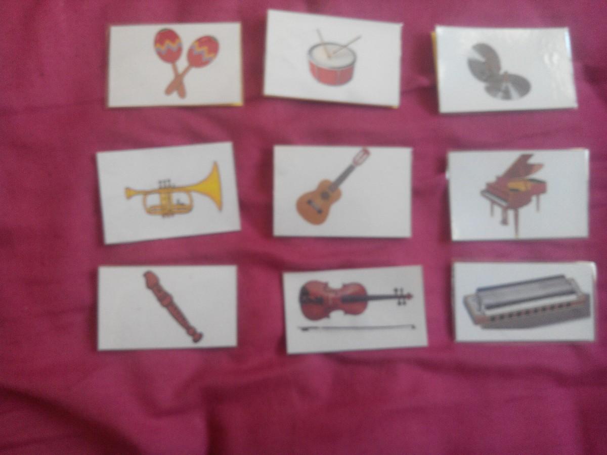 Activité enfantine musicale (Dès 3 ans)