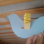 Fabriquer un oiseau en carton