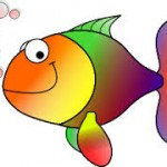 """Chanson anglaise: """"I'm a little fishy"""""""