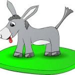 Mon âne - chanson avec paroles et bande sonore
