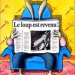 """""""Le loup est revenu"""": Histoire racontée en vidéo"""