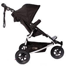 Mountain Buggy Poussette : la poussette idéale pour un jogging avec votre enfant