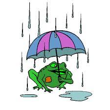 Il pleut chanson pour les enfants