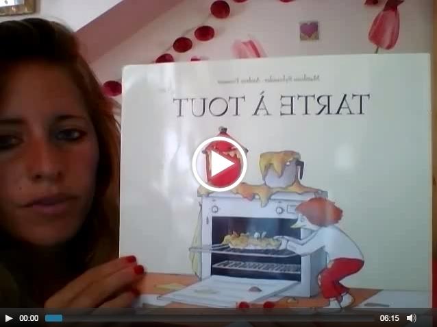 «Tarte à tout»: histoire enfantine racontée en vidéo