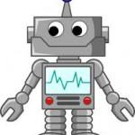 Chanson enfantine- le robot