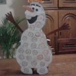 Calendrier de l'avent-Olaf