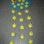 Calendrier de l'avent-étoiles