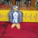 pingouin en playmais