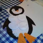 Pingouin-activité manuelle dès 2 ans