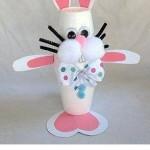 fabriquer un lapin de paques