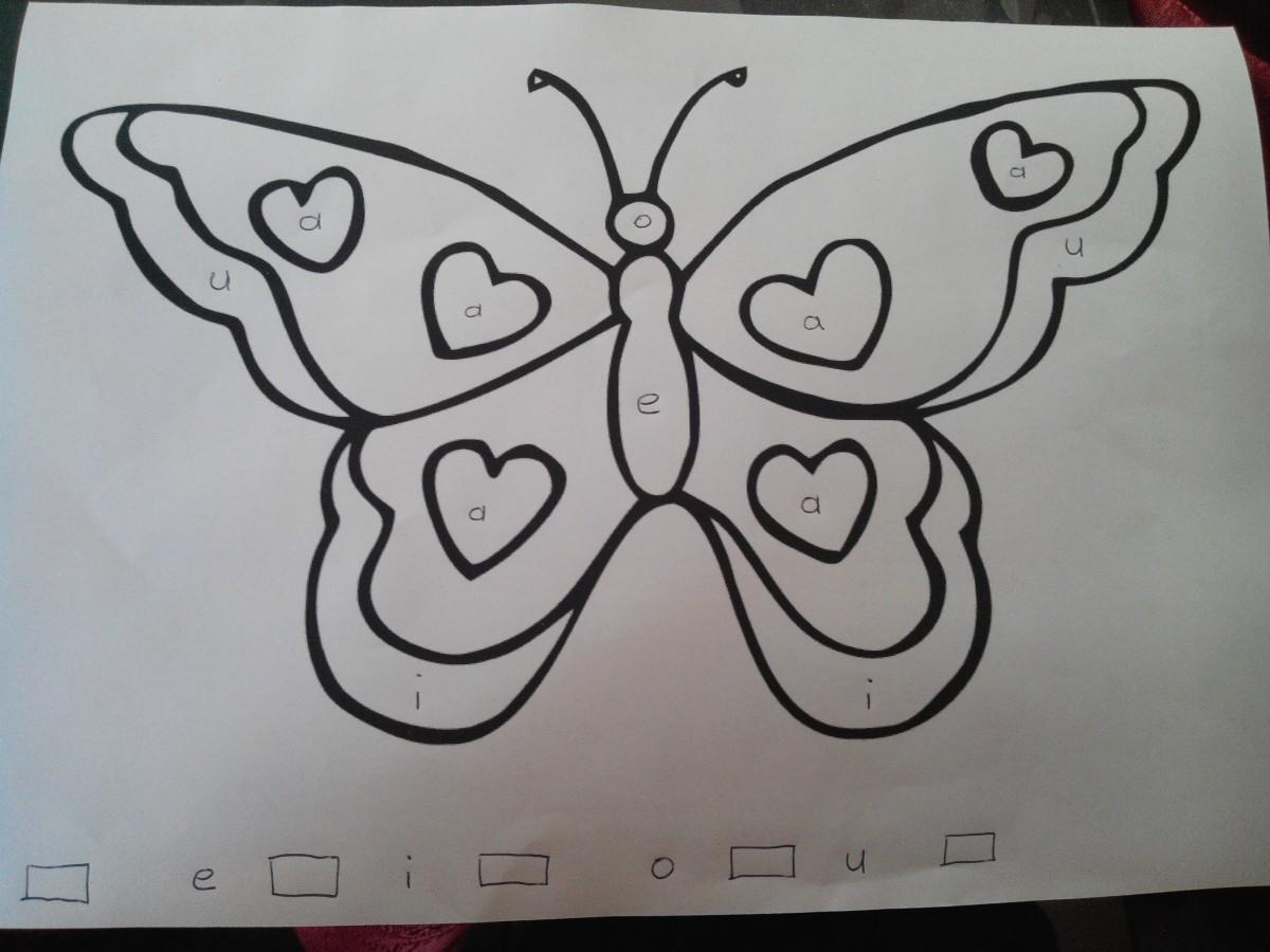 Inspirant Dessin à Colorier Un Papillon