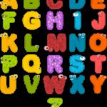Chanson enfantine-apprendre l'alphabet