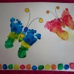 papillon_chenille_peinture_empreinte_pied_mains