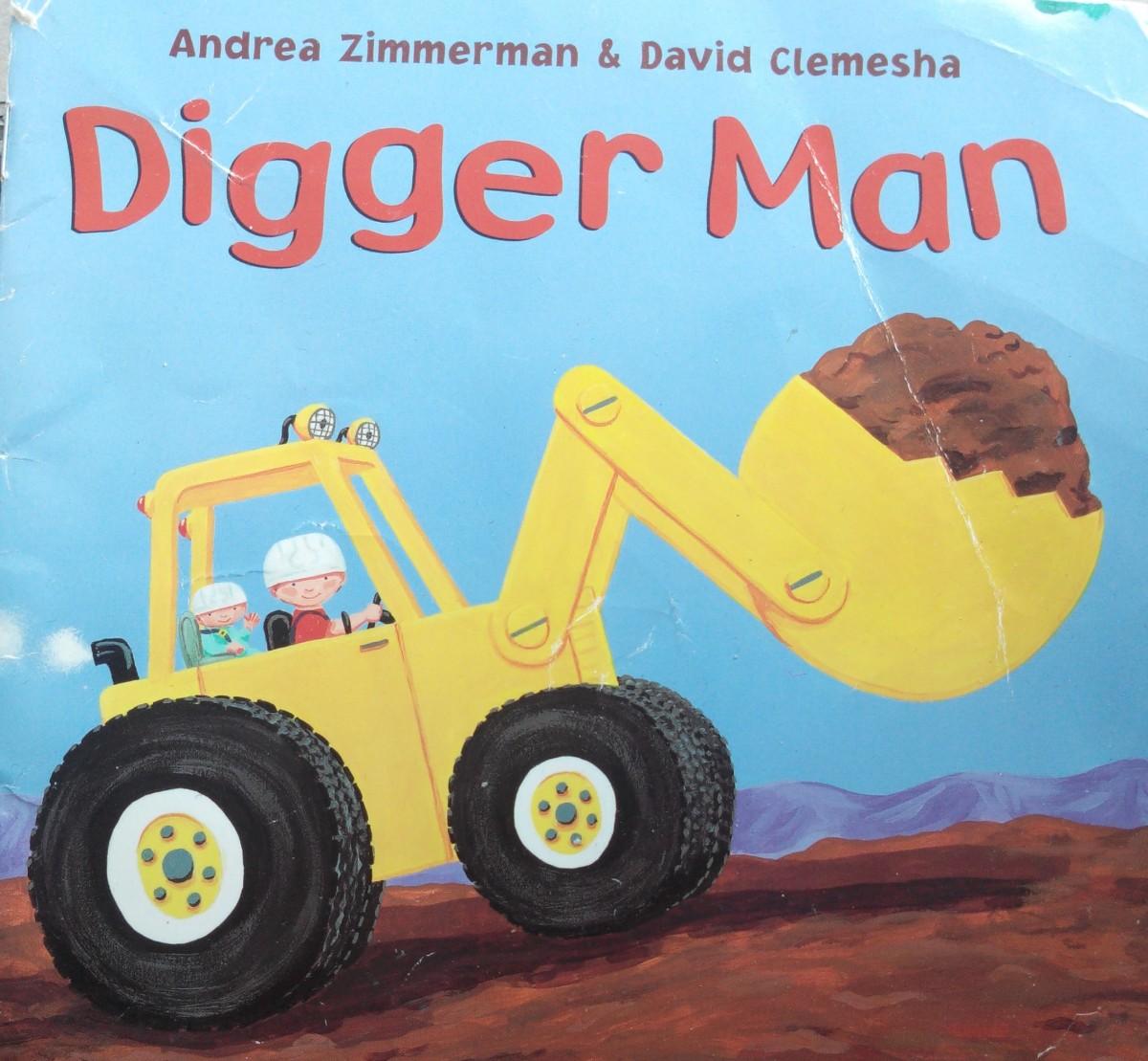 Histoire enfantine anglaise- Digger Man