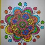 Mandala un coloriage relaxant pour l'art-thérapie