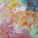 Atelier peinture libre aux doigts