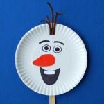 Olaf en marionnette