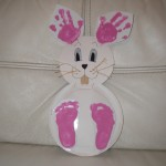 Réaliser un lapin de Pâques
