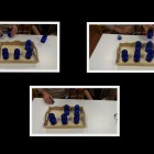 Activité Montessori- Matériel sensoriel-sens olfactif : Le matériel des odeurs (Dès 3 ans/3 ans et demi)