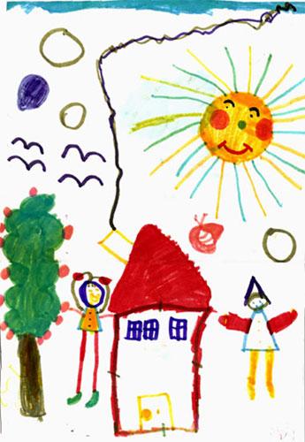 Les étapes du développement du dessin chez l'enfant