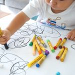 Evolution des dessins par stades de 0 à 12 ans chez l'enfant