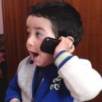 Apparition du langage chez l'enfant