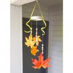 Mobiles d'automne à créer