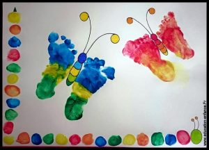 activite manuelle peinture