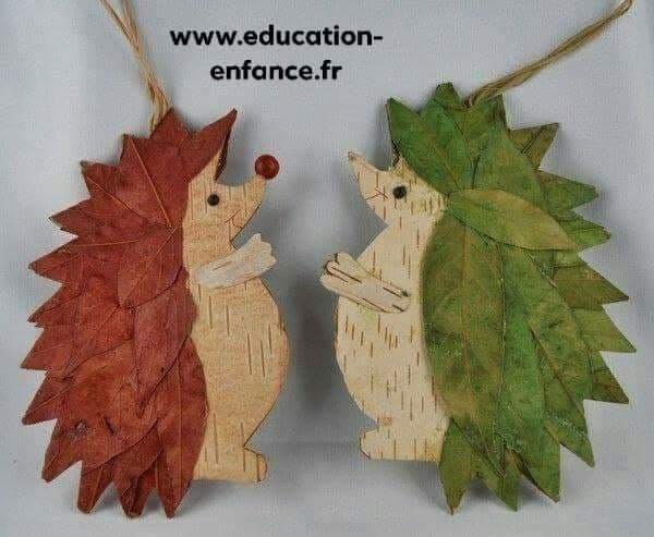 Activité Manuelle Automne Education Enfancefr