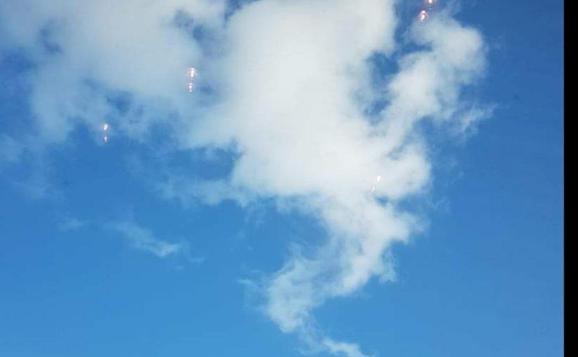 Activité en pleine nature:La tête dans les nuages: une activité de relaxation