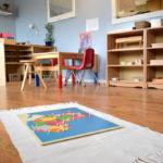 La Vie Pratique dans la Pédagogie Montessori