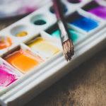 Créer des palettes de peinture de façon écolo