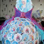 Reine des neiges: calendrier de l'avent